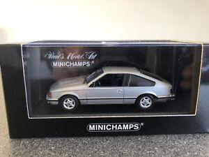 Minichamps - 1:43 - Opel Monza - Vauxhall Royale Coupé - NEW