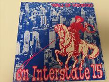 """WALL OF VOODOO """"ON INTERSTATE 15"""" ORIG UK 1982 M-/M- STAN RIDGWAY"""