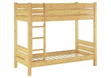 mezzanine de lit type d'enfant Lits superposés massif 90x220 divisible