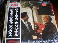 Count Basie/Orchestra LP April In Paris JAPAN with OBI