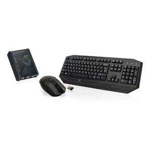 IOGEAR GE1337PKIT Keymander Wireless Keyboard & Mouse Bundle