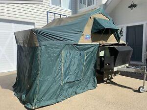 Hannibal Jumbo Roof Top Tent