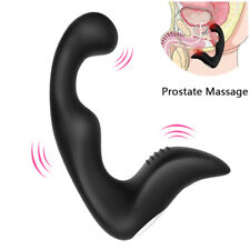 Male_Prostate_Massager_Anal_Vibrator_Silicone_7 Speeds_Butt Plug_Toys_Men-Sex
