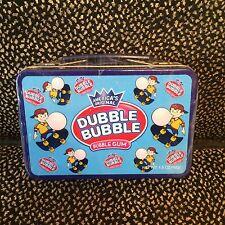 Dubble Bubble - Bubble Gum Mini Metal Lunchbox - New & Sealed
