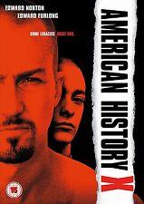 AMERICAN HISTORY X - DVD - REGION 2 UK