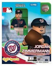 Jordan Zimmermann OYO Washington Nationals MLB Figure G4