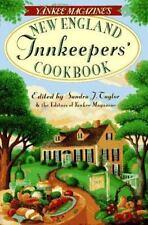 Yankee Magazine's New England Innkeeper's Cookbook-ExLibrary