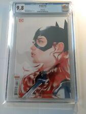 Batgirl #23 Middleton Variant DC 2018 CGC 9.8 NM/MT (Batman Detective Comics)