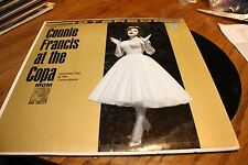 LP   Connie Francis  at the Copa