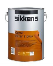 Sikkens CETOL FILTER 7 PLUS PINE TIMBER STAIN 5L Oil Based, UV Resistant