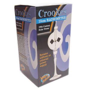 NEW Crooke's Radiometer | FREE Shipping