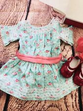 American Girl doll Samantha retired spring dress set