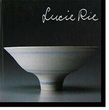 Lucie Rie A Retrospective 2010 Japan Exhibition Hard Cover Catalog Book