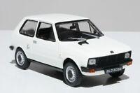 YUGO 45 1980 1:43 Car model die cast models cars diecast toy miniature white