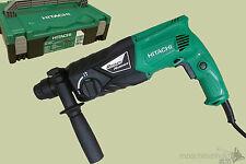 Hitachi Bohrhammer DH24PG SDS im Hit Case mit Systainer kompatibel DH24