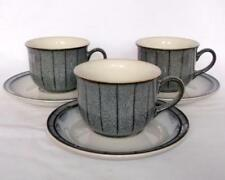 Tableware 1980-Now Stoneware Cups & Saucers