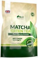 Matcha Green Tea Powder Premium Grade 250g Double Size Pouch  UK Manufactured