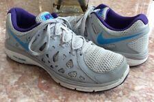 Nike Dual Fusion Run 2 Women s Gray Purple Running Shoes Size 11  599564-010 167d6b599