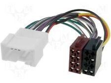 Cable adaptador conector radio oem a iso DACIA RENAULT