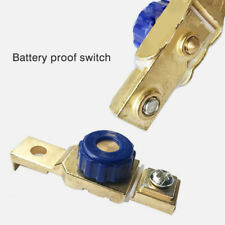 Zinc Alloy Car Motorcycle Cut Off Switch Battery Disconnect Isolator Swith Tool