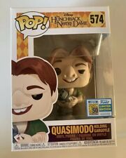 """OFFICIAL"" SDCC 2019 FUNKO POP! THE HUNCHBACK OF NOTRE-DAME - QUASIMODO - 50th"