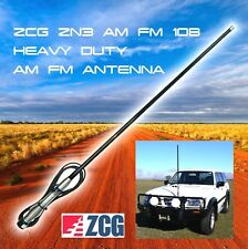 ZCG AM FM HEAVY DUTY ZN3-AM-FM-10B NEW ANTENNA + CABLE KIT RRP $249