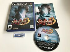 Onimusha 3 - Sony PlayStation PS2 - PAL FR - Avec Notice