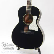 Collings C-10 Deluxe Jet Black Doghair