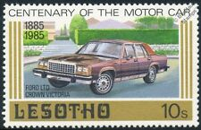 FORD LTD CROWN VICTORIA Car Automobile Mint Stamp (1985)