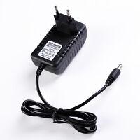 2A Power Supply Adapter Charger 12V DC Transformer Plug FOR CCTV LED STRIP LIGHT