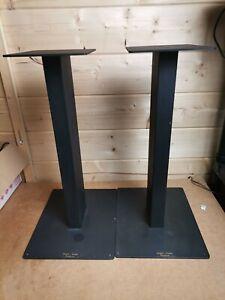 TARGET SPEAKER STANDS BLACK METAL 51cm TALL