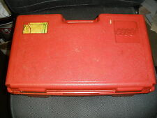 Vintage LEGO Red Storage Carrying Case Box