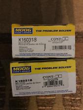 Shock Mounting Kit Rear Upper Moog K160318 Pair (2)