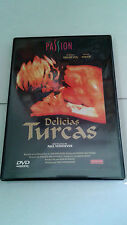 "DVD ""DELICIAS TURCAS"" PAUL VERHOEVEN MONIQUE VAN DE VEN RUTGER HAUER"