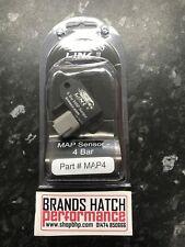 LINK ECU G4 G4+ 4 bar MAP Sensor & Connector Plug - Toyota Mazda Ford etc