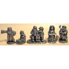 Armorcast Lance & Laser Dwarf Tavern Dwellers Frostgrave D&D Bob Olley Mordheim