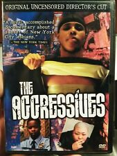 THE AGGRESSIVES New York City Lesbian Documentary (DVD)Uncensored Cut RARE & OOP