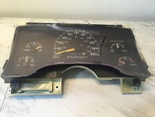 1995 S10 Blazer Jimmy Sonoma Instrument Gauge Cluster Speedometer 286k