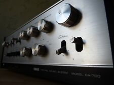 amplificateur légende YAMAHA CA - 700 vintage integrated amplifier stereo 1972