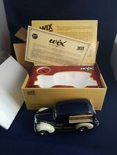 1939 Chevrolet Canopy Panel Truck w /Era Oil Filter Bank, Wix Filters ,Die-cast
