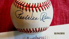 PEE WEE REESE Signed National League Baseball -JSA Full Letter of Authenticity