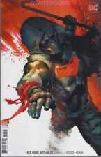 RED HOOD OUTLAW #28 VARIANT COVER JASON TODD BATMAN NOV 2018 NEW 1 YASMINE PUTRI