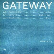 Gateway-Homecoming CD 9 tracks JAZZ NUOVO