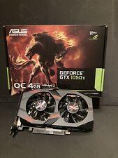 Asus GeForce GTX 1050 TI Cerberus OC 4 GB NVIDIA, Grafikkarte - inkl. Rechnung