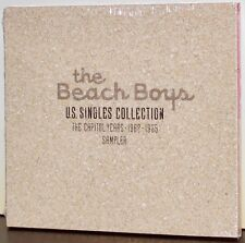 CAPITOL PROMO CD: The BEACH BOYS U.S. Singles Capitol - 8 track SAMPLER 2008 USA