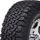 31 10.50 15 109S LT Tyre BFGoodrich KO2 31X10.50R15 ALL TERRAIN 31X10.50 R15