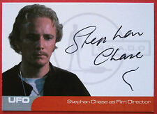 "UFO - STEPHAN CHASE (in ""Maleficent"") Variant A - VERY LIMITED Autograph Card"