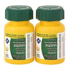 Member's Mark 81 mg Low Strength Aspirin (730 ct.) FREE SHIPPING