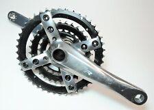 SHIMANO XTR 175 MM BICYCLE 44/32/24 T HOLLOWTECH II 9 SPEED CRANKSET FC-M960