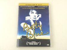 BETTY BLUE - Jean-Jacques Beineix - RARO DVD DIRECTOR'S CUT ED.ITALIANA FC -COL1